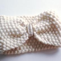 bandeau blanc