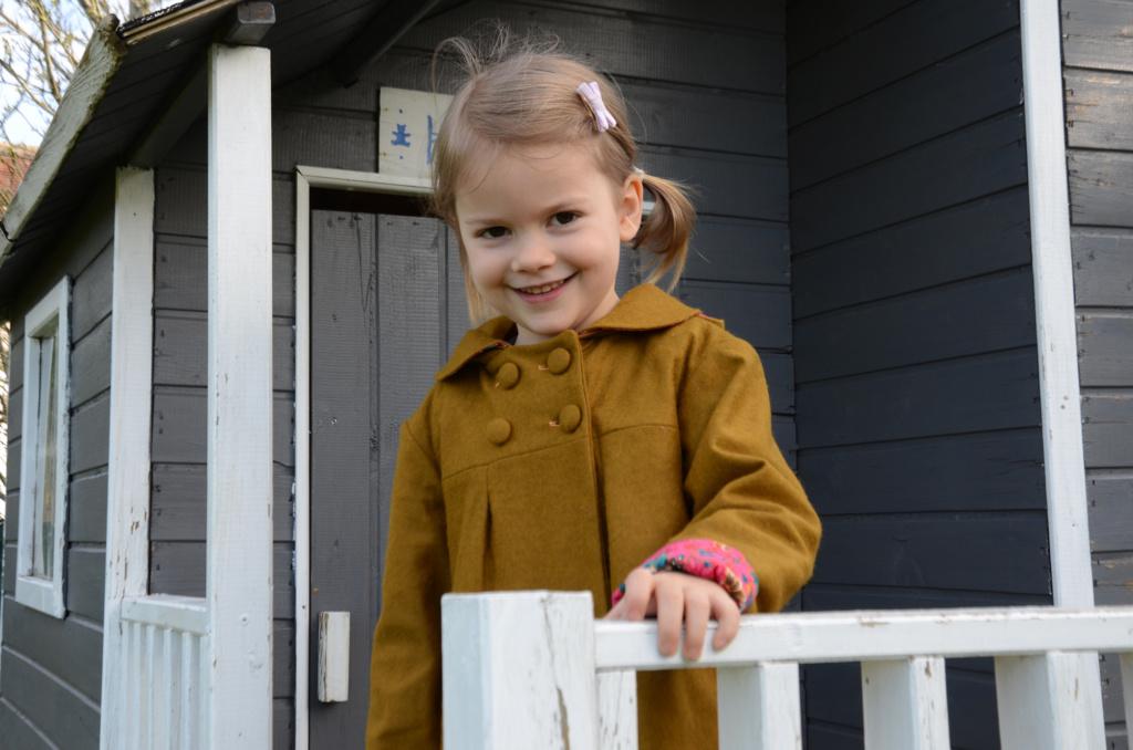 Chut Charlotte - Patron Miss Kate - photos de la veste taille 6 ans